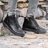 Мужские Кожаные Кроссовки в стиле Louis Vuitton | Высокое Качество!