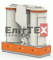 Зерноочистной сепаратор Р8-БЦС-50-01  (зерновой сепаратор БЦС)