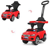 Каталка-толокар Bambi BMW M 3503B(MP3)-3 Red (M 3503B)