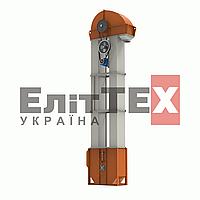 Нория ЭКЗ-25-01, 14 метров (Элеватор ковшовой, зерновой ЭКЗ)