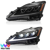 Передние фары LED Lexus IS 2005-2012