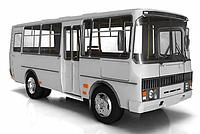 Лобовое стекло ПАЗ 3205 (Правое) (Автобус) (1986-)
