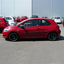Молдинги на двері для Toyota Auris 3dr 2006-2012