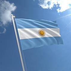 Флаг Аргентины Standart (1,5х1 м)