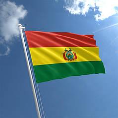 Флаг Боливии Standart (1,5х1 м)
