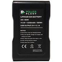 Аккумулятор к фото/видео PowerPlant Sony AN-190W, 13200mAh (DV00DV1418), фото 1