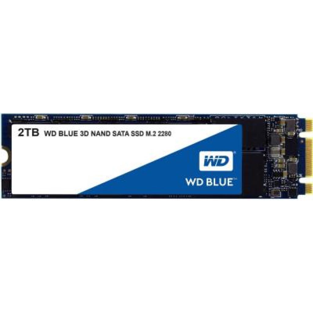 Накопитель SSD M.2 2280 2TB Western Digital (WDS200T2B0B)
