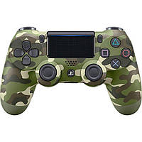 Геймпад SONY PS4 Dualshock 4 V2 Green Cammo, фото 1