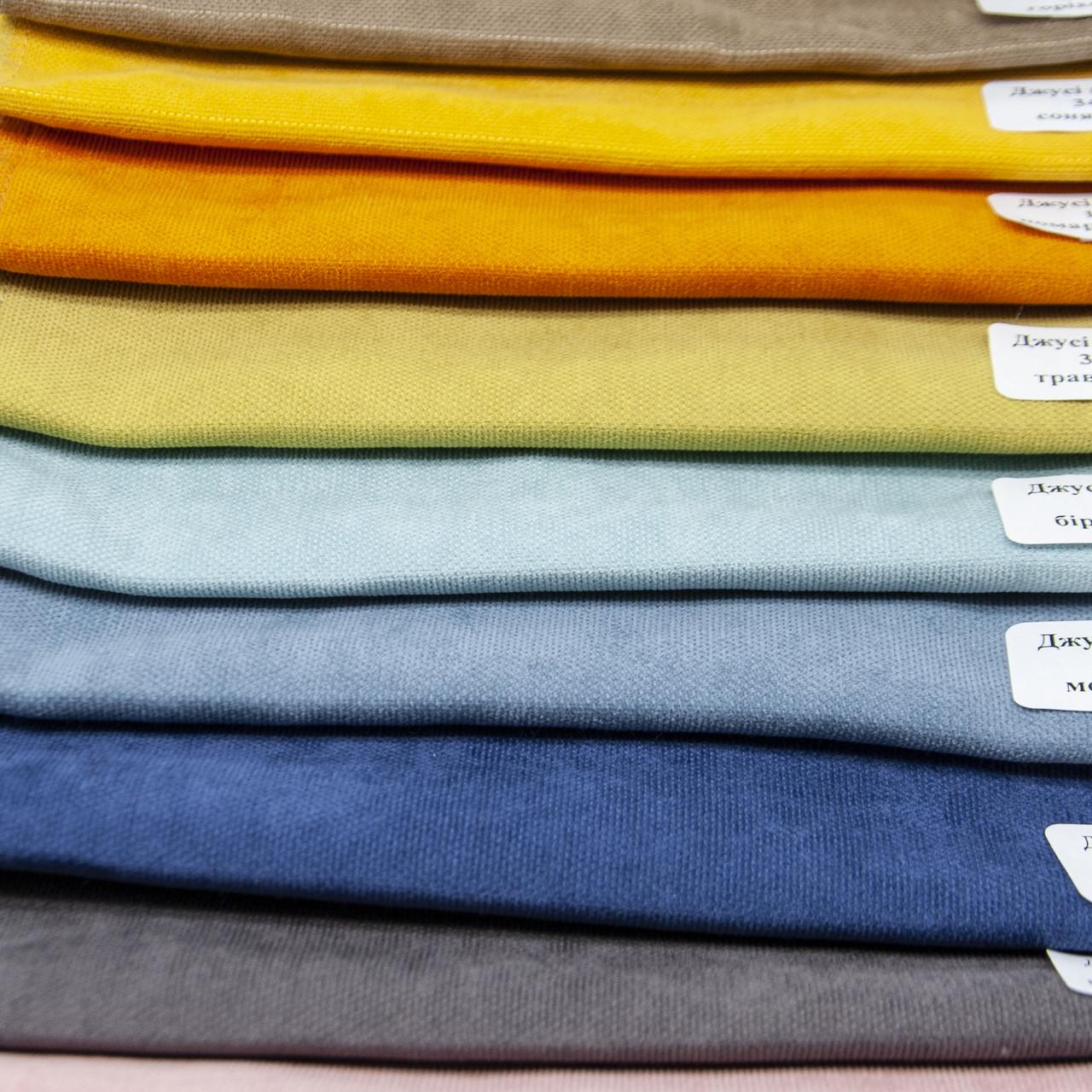 Римські штори Джусі велюр (13 варіантів кольору)