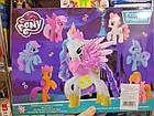 Набор Моя маленькая пони My little pony музыкальная Большая пони и 6 минифигурок mly-013, фото 2