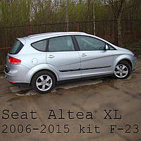 Молдинги на двери Seat Altea XL 2006-2015