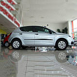 Молдинги на двері для Seat Ibiza IV 5 door 2008-2012, фото 2