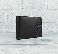 Портмоне, кошелек мужской кожаный B. Cavalli 442 на кнопке, документница, фото 1