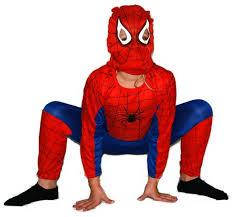 Карнавальный костюм Человек Паук Spiderman Спайдермен детский