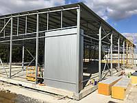 Строительство холодильного склада для хранения ягод
