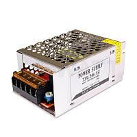 Блок питания 12V для светодиодной ленты 36W(3A), фото 1