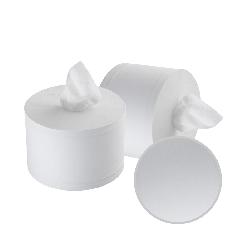 Туалетний папір з центральної витяжкою білий 2х шаровий 100 м гладкий Premium для диспенсера Tork T9