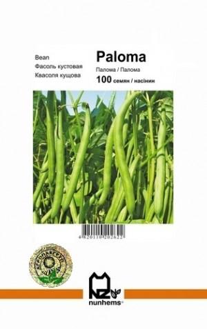 Семена Фасоль спаржевая Палома 100 сем Nunhems 2185