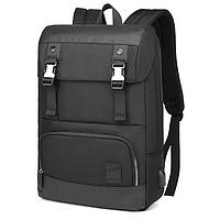 Современный тонкий рюкзак Arctic Hunter B00361, с USB портом, карманом для ноутбука, RFID защитой, 22л