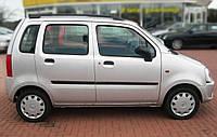 Молдинги на двери Opel Agila A 2000-2007