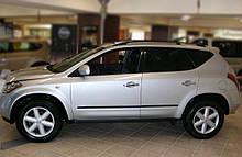 Молдинги на двері для Nissan Murano Z50 2002-2008