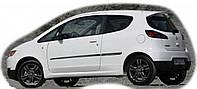 Молдинги на двери Mitsubishi Colt 3 Door 2002-2012