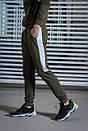 Мужской спортивный костюм  хаки-белый Spirited Intruder + Подарок, фото 7