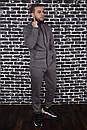 Спортивный костюм Spirited Hot Intruder серый - утепленный флисом + Подарок, фото 2