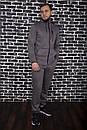 Спортивный костюм Spirited Hot Intruder серый - утепленный флисом + Подарок, фото 3