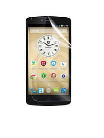 Глянцевая защитная пленка для Prestigio MultiPhone 5550 Duo