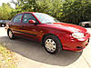 Молдинги на двери KIA Sephia 1998-2001