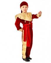Карнавальный костюм для мальчика Тореадор. Комплект - куртка, брюки, пояс, бандана