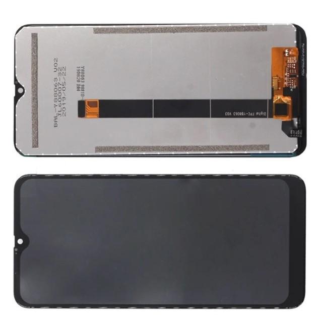 Дисплей модуль для Blackview A60 в зборі з тачскріном, чорний