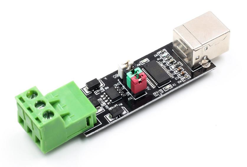 USB-RS485 преобразователь интерфейсов FT232