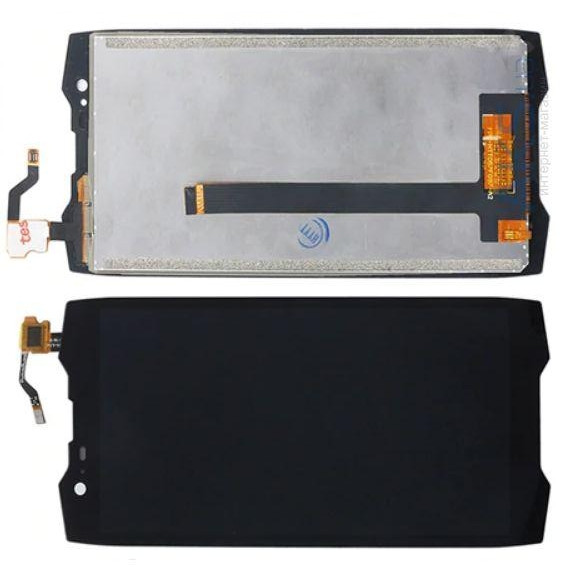 Дисплей модуль для Blackview BV6800 в зборі з тачскріном, чорний