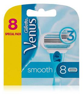 Сменные кассеты Gillette Venus 3 Smooth Original (8 шт) G0024