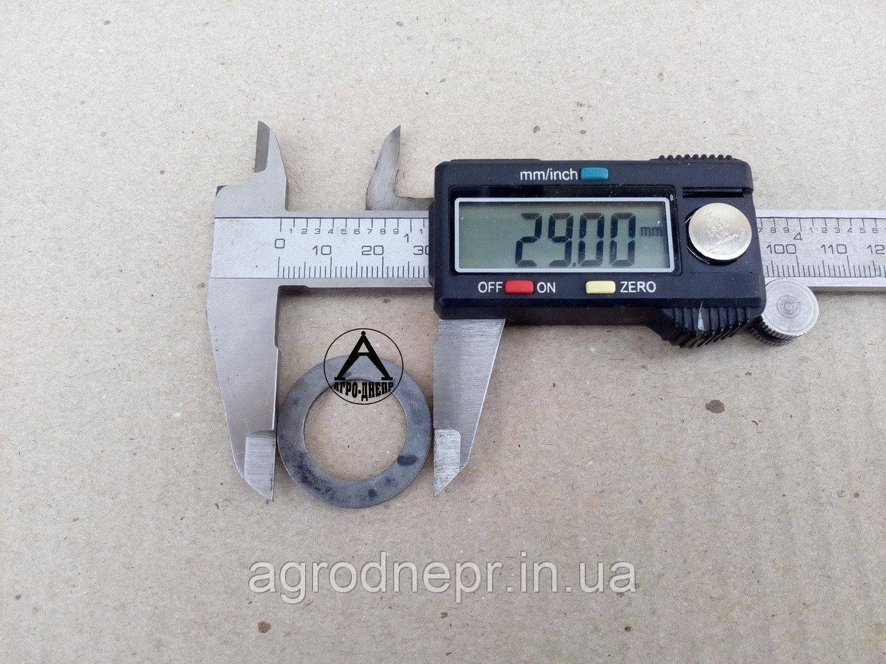 Шайба пружины клапана верхняя МТЗ 240-1007055