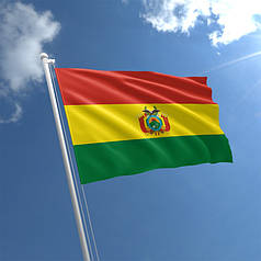 Флаг Боливии Promo (2,25х1,5 м)