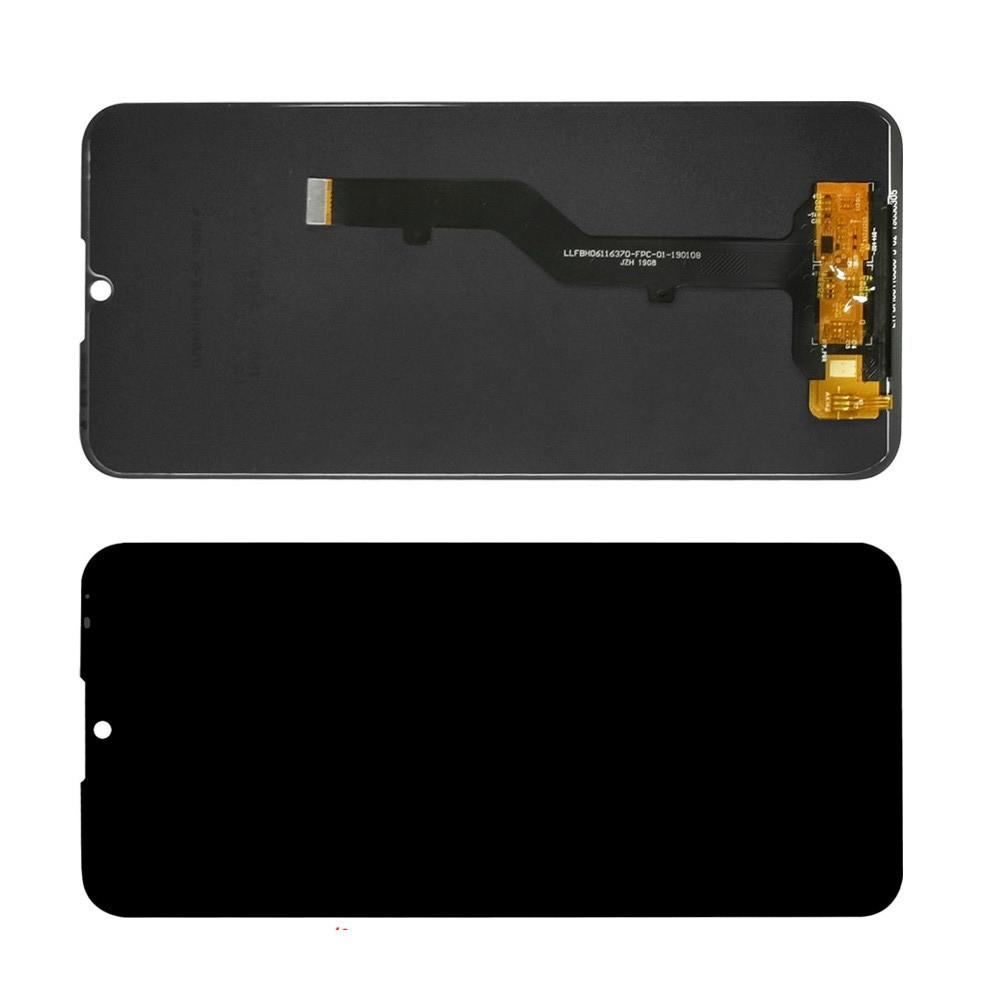 Дисплей модуль для ZTE Blade A7 2019 в зборі з тачскріном, чорний