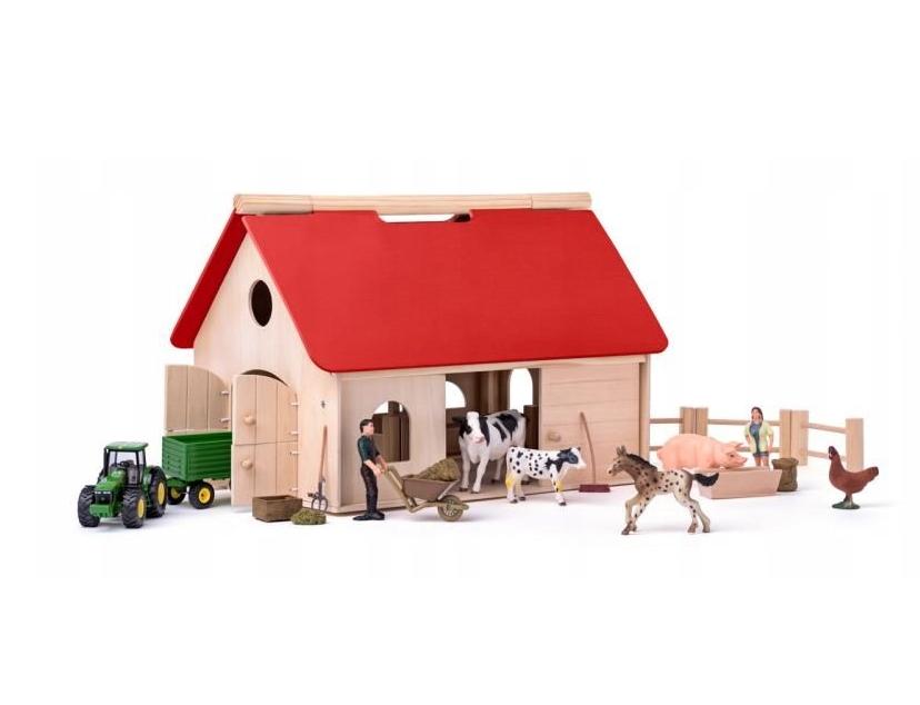 Детская деревянная ферма Woodyland