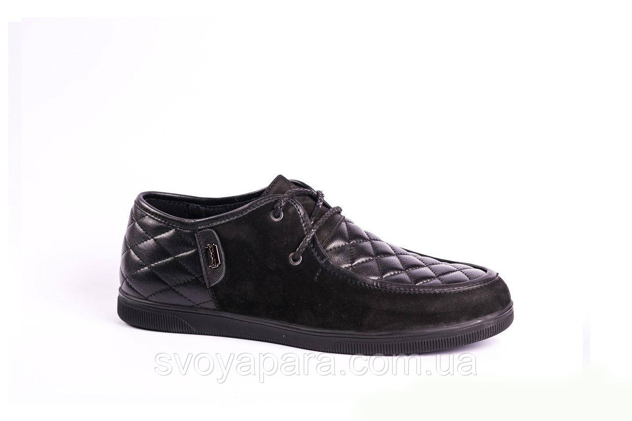 Черевики Prime Shoes чорні