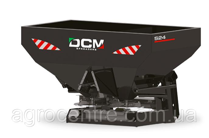 Разбрасыватель удобрений DCM S24 (Италия) от 900-2000 литров