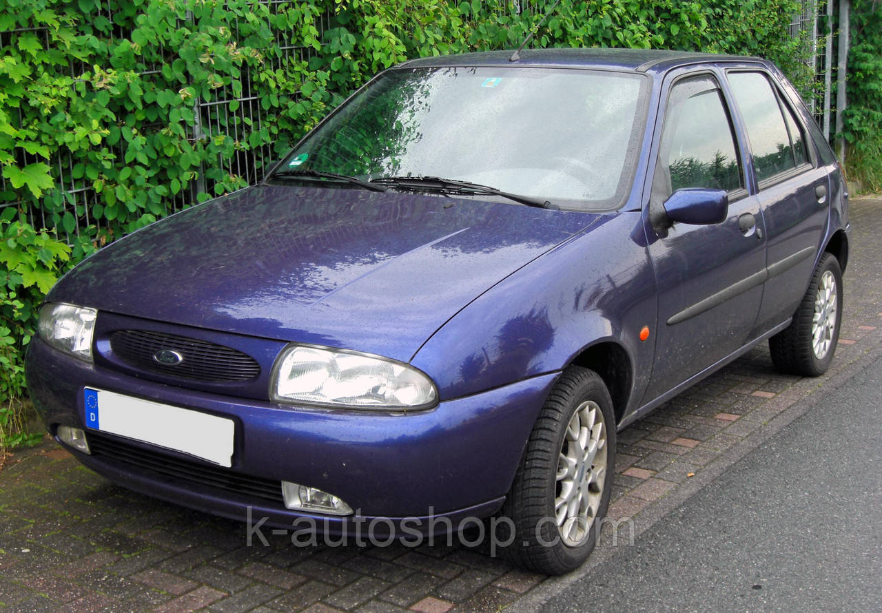 Молдинги на двери Ford Fiesta 5 Dr 1999-2003