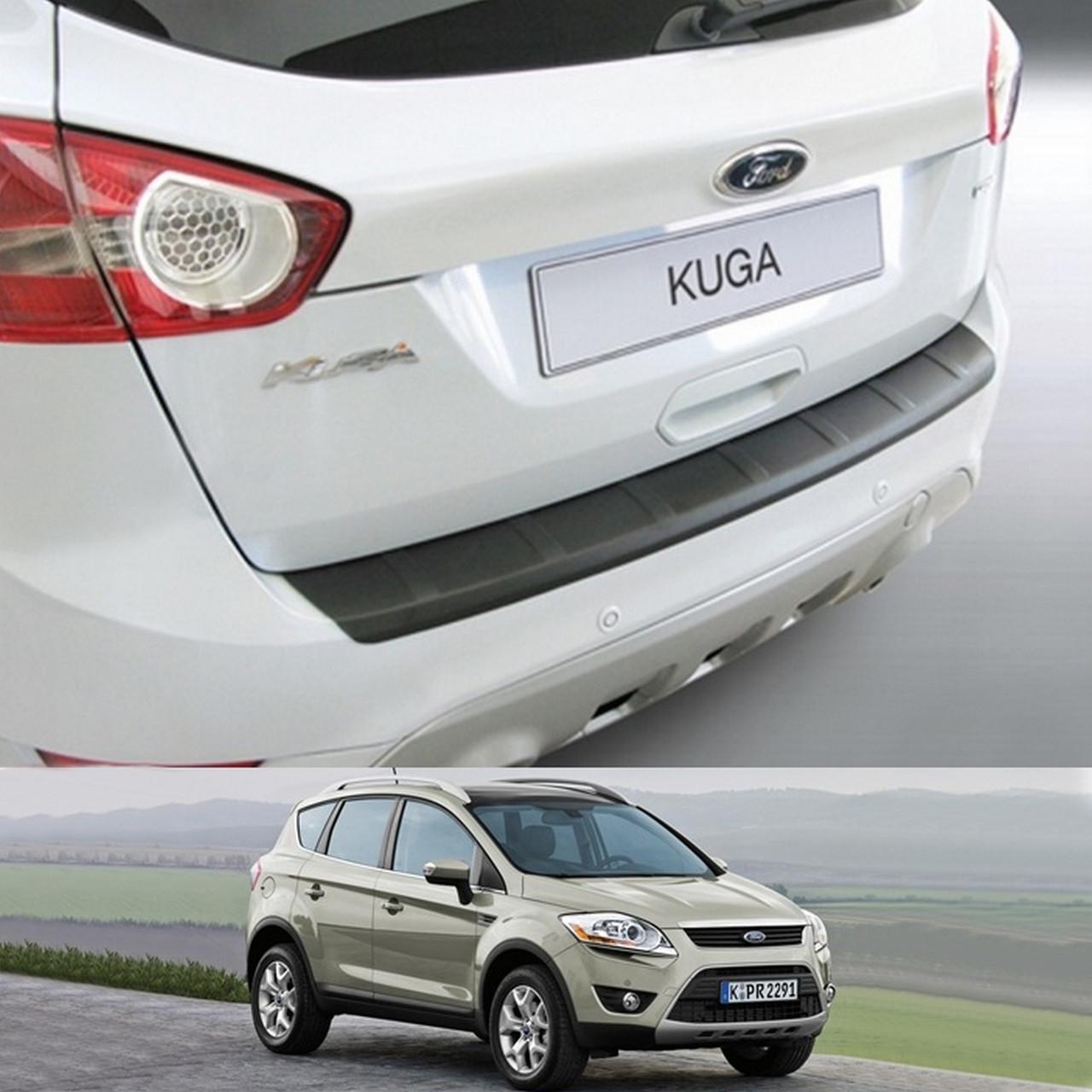 Пластикова захисна накладка на задній бампер для Ford Kuga Mk1 2008-2012