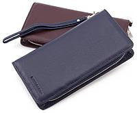 Женский кожаный кошелек на молнии Marco Coverna 6056-3