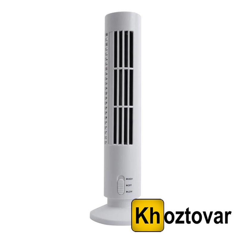 Портативный вентилятор Tower Fan USB