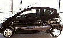 Молдинги на двери для Citroen C1 3 Dr 2005-2013