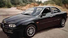 Молдинги на двери для Alfa Romeo 156 1997-2006