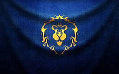 Флаг Альянса Standart (1,5х1 м)