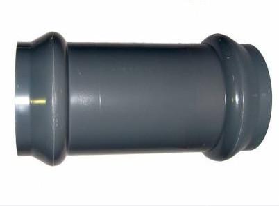 Муфта НПВХ напорная d 315 мм, соединительная